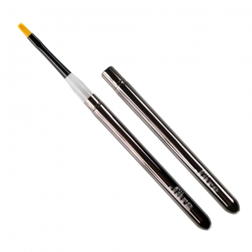 Lip Brush With Lid